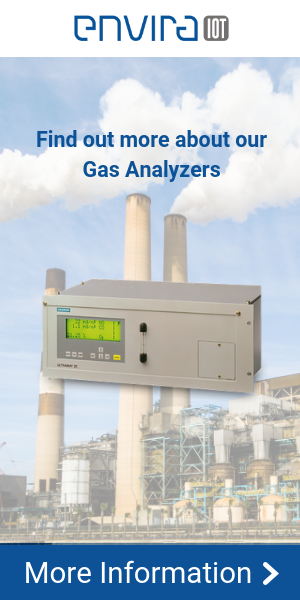 What types of gas analyzers are there?